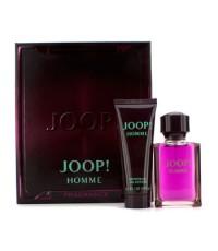 Joop - Homme Coffret: Eau De Toilette Spary 75ml/2.5oz + Shower Gel 75ml/2.5oz (Red Box) - 2pcs