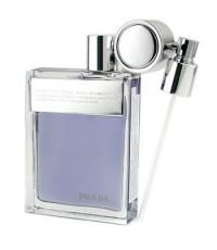 Prada - สเปรย์น้ำหอมเติมได้ Amber Pour Homme Eau De Toilette Deluxe  - 100ml/3.4oz