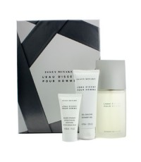 Issey Miyake - Issey Miyake Coffret: Eau De Toilette Spray 75ml/2.5oz + Shower Gel 75ml/2.5oz + Afte