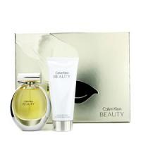 Calvin Klein - ชุด Beauty Coffret: สเปรย์น้ำหอม EDP 50ml/1.7oz + โลชั่นทาผิวกาย Luminous 100ml/3.4oz