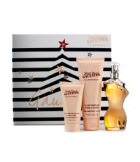 Jean Paul Gaultier - Le Classique Coffret: Eau De Toilette Spray 50ml/1.6oz + Body Lotion 75ml/2.5oz