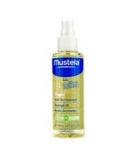 Mustela - Massage Oil (New Packaging) 8303571 - 110ml/3.71oz