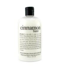 Philosophy - เจลอาบน้ำทรีอินวัน Cinnamon Buns - 473.1ml/16oz