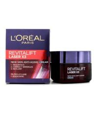 L'Oreal - ครีมต่อต้านริ้วรอยจากวัย Revitalift Laser X3  - 50ml/1.7oz