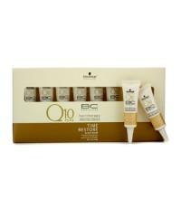 ชวาร์สคอฟ - BC Time Restore Q10 Plus Scalp Balm (For Mature and Fragile Hair) - 8x7ml/0.25oz