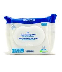 Mustela - ผ้าทำความสะอาดหน้า - 25cloths