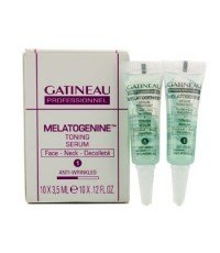 Gatineau - Melatogenine Toning Serum - Face & Neck (Salon Size) - 10x3.5ml/0.12oz