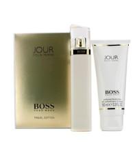 Hugo Boss - Boss Jour Travel Edition Coffret: Eau De Parfum Spray 75ml/2.5oz + Body Lotion 100ml/3.3