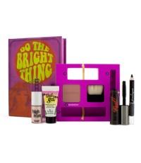 เบเนฟิท - Do The Bright Thing Makeup kit: 1x Face Primer 1x Complexion Enhancer 1x Face Powder 1x Ma