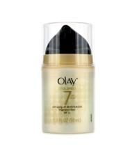 Olay - มอยซ์เจอไรเซอร์ต่อต้านริ้วรอยจากวัยปราศจากสารแต่งกลิ่น Total Effects Anti-Aging UV SPF 15 - 5