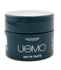 AlfaParf - แต่งผม Man Uomo Matte Paste - 70g/2.46oz