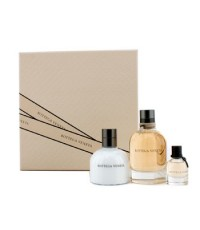 Bottega Veneta - Bottega Veneta Coffret: Eau De Parfum Spray 75ml/2.5oz + Body Lotion 100ml/3.4oz +