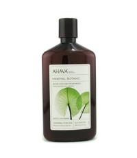 Ahava - ครีมทำความสะอาดผลัดผิวจากพืชธรรมชาติจาก Water Lily & Guarana  (ผิวธรรมดา/ผิวแห้ง) - 500ml/17