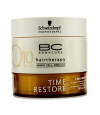ชวาร์สคอฟ - ทรีทเม้นต์ BC Time Restore Q10 Plus (สำหรับผมสูงวัยและผมแตกหัก) - 200ml/6.7oz