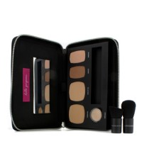 Bare Escentuals - พาเลทท์แต่งหน้า BareMinerals Ready To Go Complexion Perfection- # R250 (For Medium