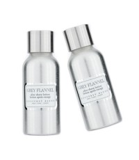 Geoffrey Beene - Grey Flannel After Shave Lotion Duo Pack (Unboxed) - 2x60ml/2oz