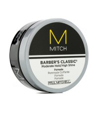 Paul Mitchell - Mitch Barber's Classic Moderate Hold/High Shine Pomade - 85g/3oz