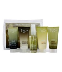 H2O+ - Sea Salt Must-Haves: Body Wash 60ml + Body Butter 60ml + Body Lotion 60ml + Hand And Nail Cre