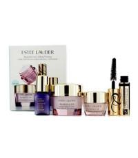เอสเต้ ลอร์เดอร์ - Beautiful Eyes Set: Resilience Lift Eye Cream + Face & Neck Cream +  Perfectionis