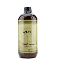 Wen - Sweet Almond Mint Cleansing Conditioner (For All Hair Types) - 480ml/16oz