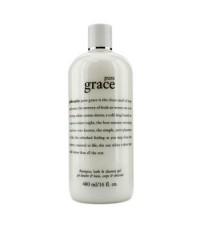 Philosophy - เจลแชมพูอาบน้ำ Pure Grace  - 480ml/16oz