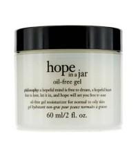 Philosophy - เจลมอยซ์เจอไรเซอร์ปราศจากความมัน Hope In a Jar ( ผิวธรรมดาถึงผิวมัน ) - 60ml/2oz