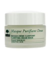 Nuxe - ครีมมาส์กผิวกระจ่างใส Masque Purifiant Doux (ผิวบอบบาง) - 50ml/1.8oz