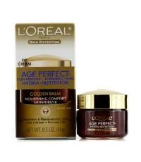 L'Oreal - Age Perfect Hydra-Nutrition Golden Balm Eye Cream 20965 - 14g/0.5oz