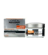 L'Oreal - มอบความชุ่มชื้นเข้มข้น 24 ชั่วโมง Men Expert Hydra Energetic (สำหรับผิวแห้ง / ผิวบอบบาง) (