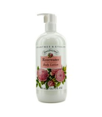 Crabtree & Evelyn - Rosewater Body Lotion - 500ml/16.9oz