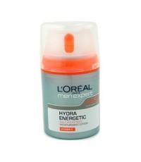 L'Oreal - โลชั่นเพิ่มมอยซ์เจอไรเซอร์ลดความเหนื่อยล้าเพิ่มพลังงาน Men Expert - 50ml/1.6oz