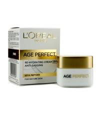 L'Oreal - ครีมทาตาให้พลังงาน Dermo-Expertise Age Perfect ( ผิวสูงวัย ) - 15ml/0.5oz