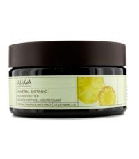 Ahava - Mineral Botanic Velvet Body Butter - Tropical Pineapple & White Peach - 235g/8oz