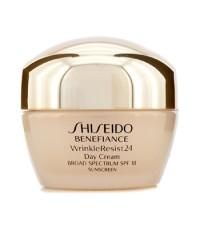 ชิเซโด้ - Benefiance WrinkleResist24 Day Cream SPF 18 - 50ml/1.8oz