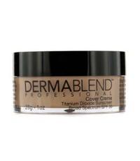 Dermablend - รองพื้นผสมกันแดด Cover Creme SPF 30 (ปกปิดสูงมาก) - Almond Beige - 28g/1oz