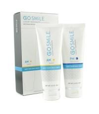 GoSmile - ชุด ยาสีฟัน Luxury Toothpaste Duo: AM Energy 100g/3.5oz + PM Tranquility 100g/3.5oz - 2x10