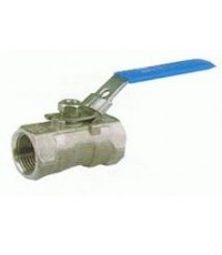 BALL VALVE STAINLESS 304 1BV series