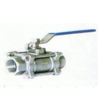 BALL VALVE STAINLESS 304 3BV series