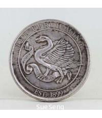 เหรียญ ปี ค.ศ. 1899