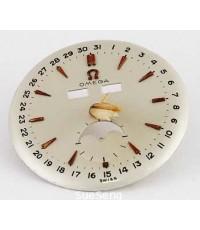 หน้าปัทม์นาฬิกาข้อมือ OMEGA