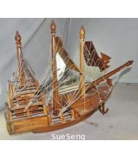 เรือสำเภาไม้