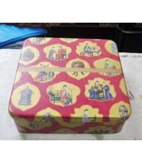กล่องสแตนเลส ใส่ของ มี 5 กล่อง