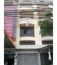 ขายตึก 4 ชั้น มีชั้นลอย ใกล้โรงแรมอเวนิว ถ.ประชาสโมสร