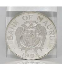 เหรียญ BANK OF NAURU