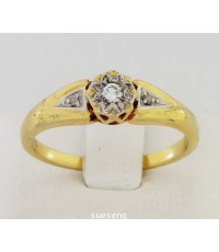 แหวนทองคำ 375(9K