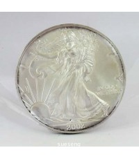 เหรียญเงิน IN GOD WETRUST