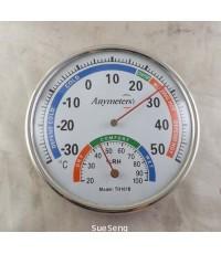 เครื่องวัดอุณหภูมิและความชื้น Anymeters
