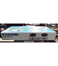 เตาแก๊ส 2 หัว KASHIWA
