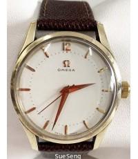 นาฬิกาข้อมือ OMEGA ไขลาน