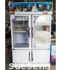 ตู้แช่เย็น EVEREST COOL 4 ประตู รุ่น LOO4DO70